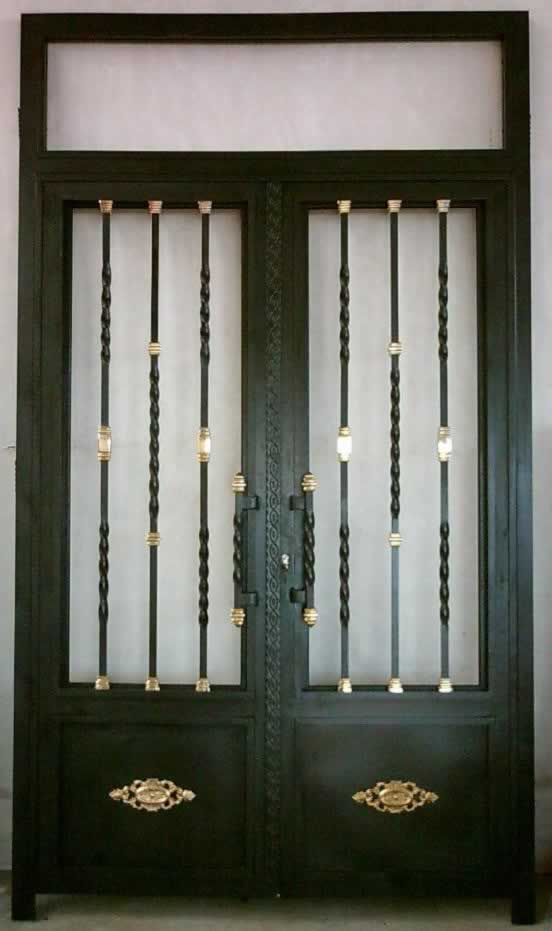 Puertas de aluminio para entrada principal amazing - Puertas de aluminio para entrada principal ...